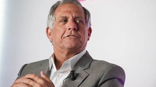 Leslie Moonves, Chairman of the Board, President and Chief Executive Officer of CBS Corporation