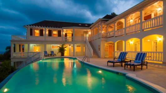 The L'Dor V'Dor property in Montego Bay, Jamaica