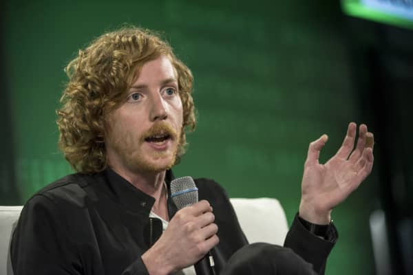 Chris Wanstrath, co-founder and chief executive officer at GitHub Inc.