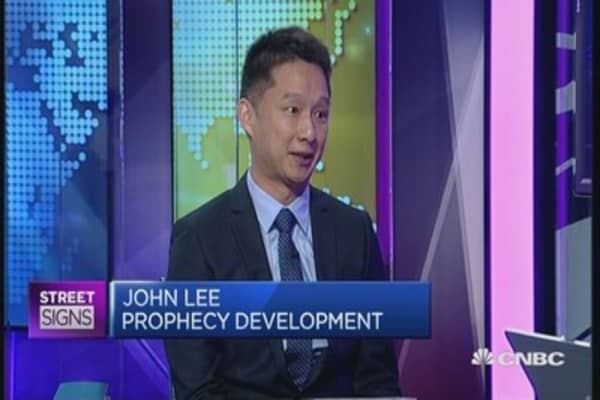 Is Mongolia's outlook uncertain or improving?