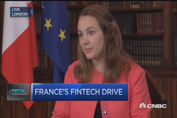 French tech start up scene booming: MP