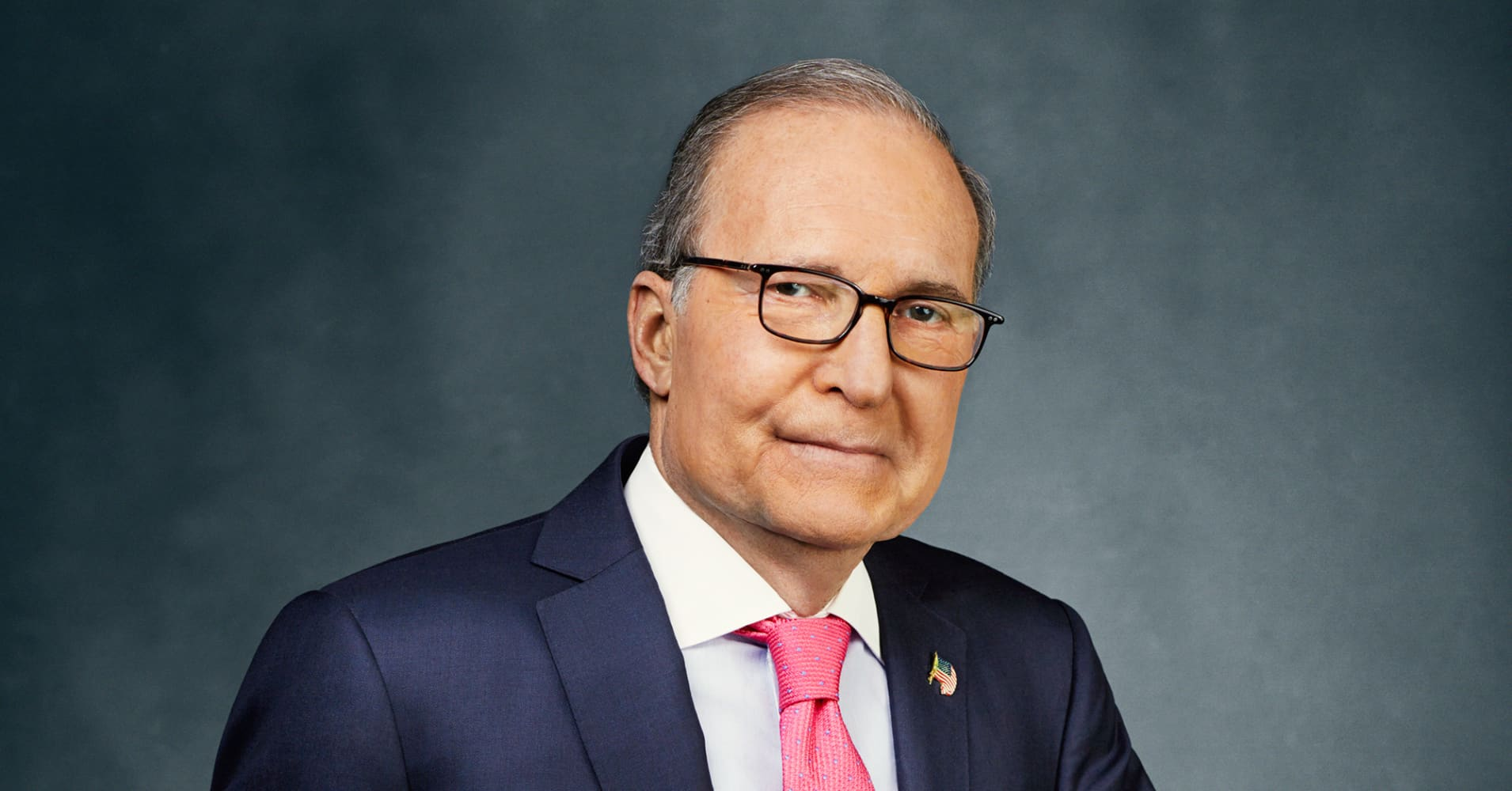 Larry Kudlow Profile - CNBC
