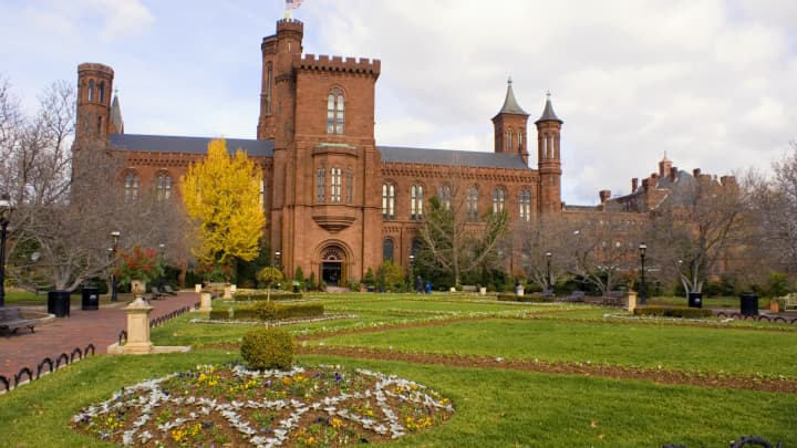 Smithsonian Institute in DC