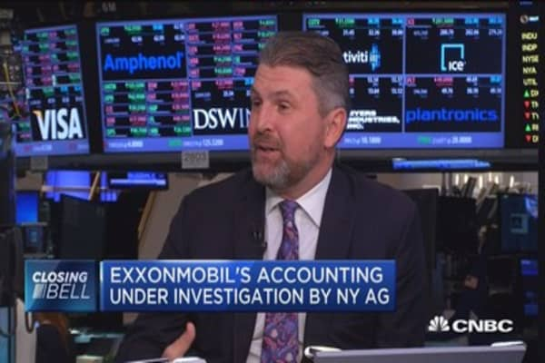 Analyst: Why we think Exxon investigation is big deal