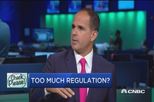 Lemonis discusses Trump's call for deregulation