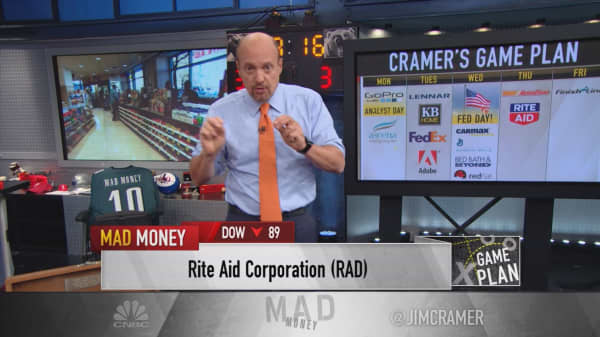 Cramer's game plan: What I expect the Fed to say next week