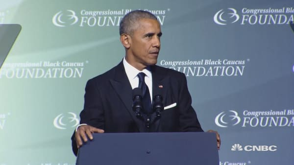 Obama urges voters to continue his work