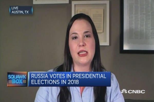 Post-Putin