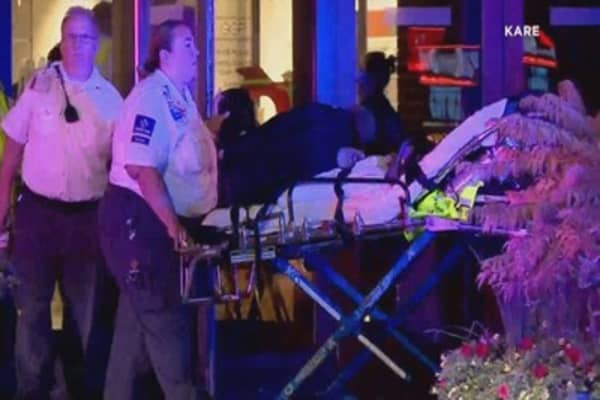 Nine injured in Minnesota mall stabbing attack