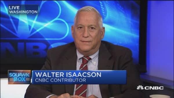 Walter Isaacson: How do these CEOs sleep at night?