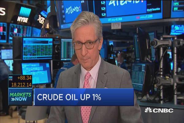 Pisani: Stocks open broadly higher