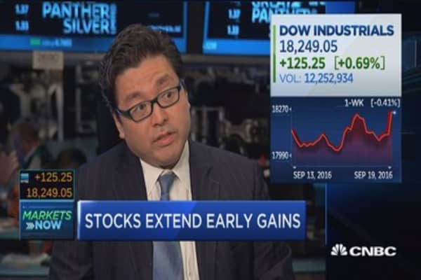 A lot of runway for stocks to go higher: Tom Lee