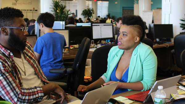 BeautyLynk founder Rica Elysée