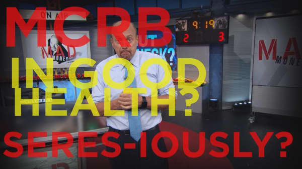 Cramer Remix: Another speculative biotech with tremendous upside