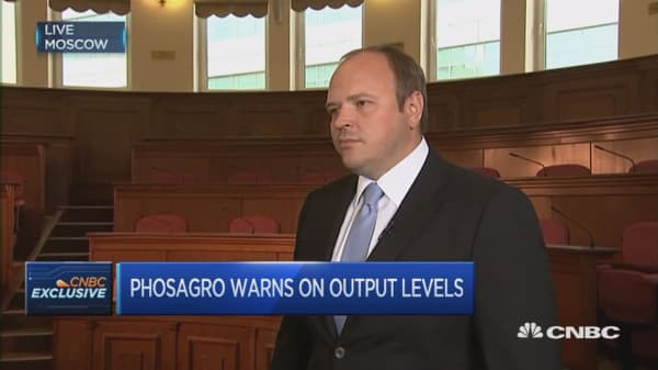 The majority of Russian people are in line with Putin: PhosAgro CEO
