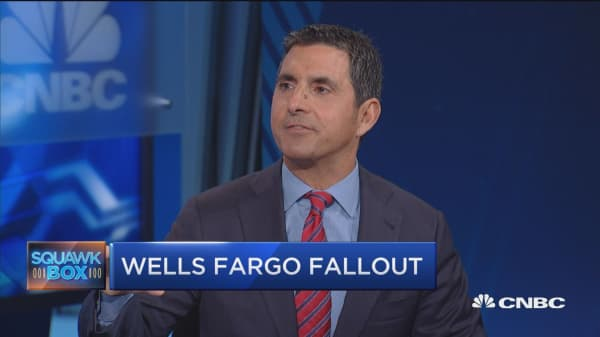 Three questions for Wells Fargo CEO: Mike Mayo