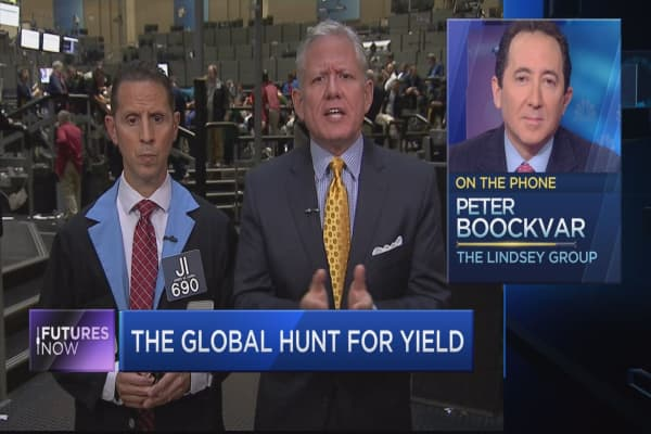 A rate hike would throw the market in another 'tantrum': Boockvar