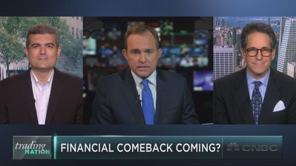 Is a financial turnaround coming?