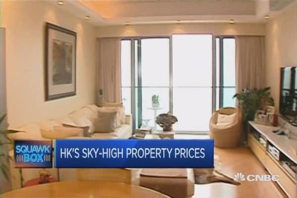 HK Flats PKG