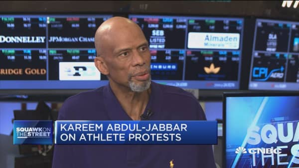 Kareem Abdul-Jabbar's 'Writings on the Wall'