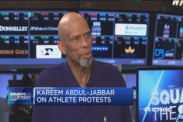 Kareem Abdul-Jabbar's 'Writings on the Wall'