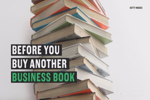 Marcus Lemonis: Business books are 'outdated' — here's what he reads instead