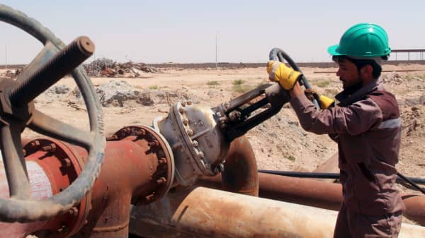 OPEC Iraq
