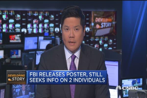 FBI releases poster, still seeks info on 2 individuals