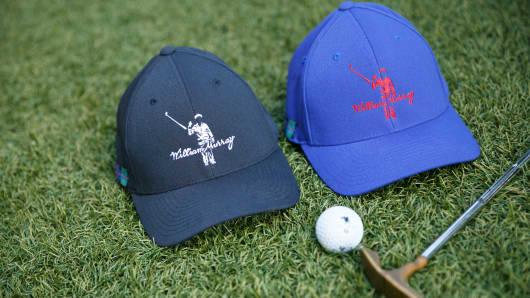 William Murray Golf gear