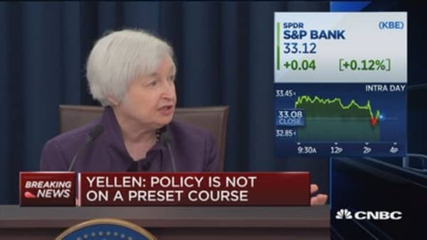 Yellen: Less disagreement in FOMC than you might think