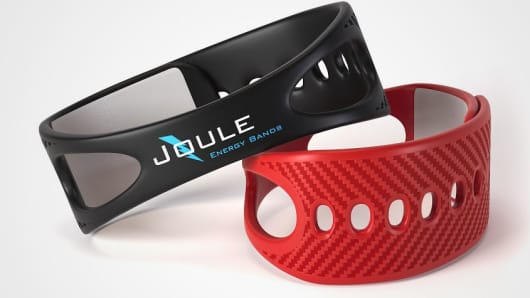 Joule Energy Bands
