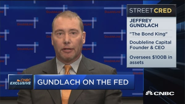 Gundlach: The Fed will raise rates in December