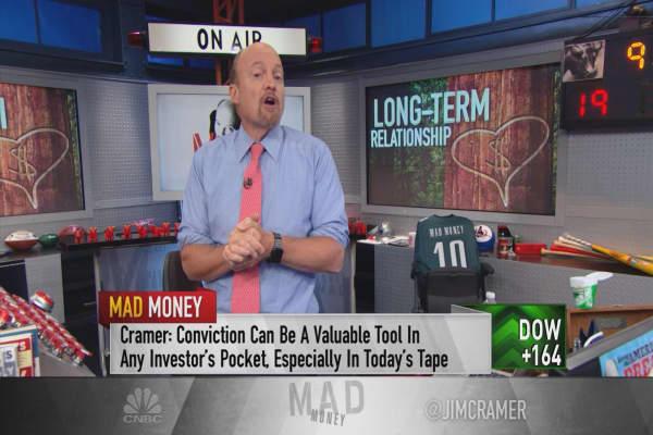 Cramer: Don't write off Disney — it has the power to turn around