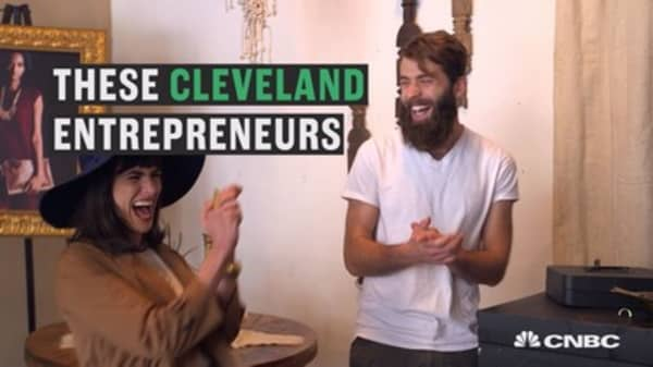 Listen to LeBron James shock 'Cleveland Hustles' entrepreneurs with surprise phone calls