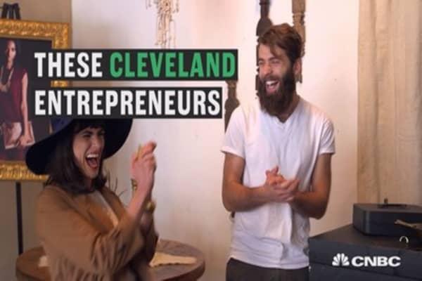 Listen to LeBron James shock 'Cleveland Hustles' entrepreneurs with surprise phone calls