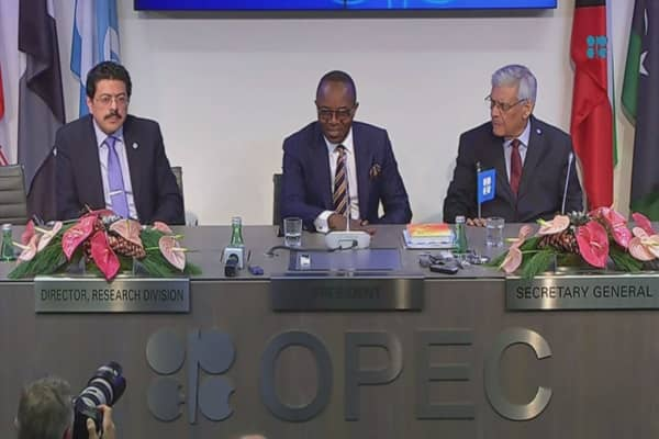 OPEC could finally be ready for a deal
