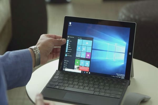 Users report problems with Microsoft's Windows 10