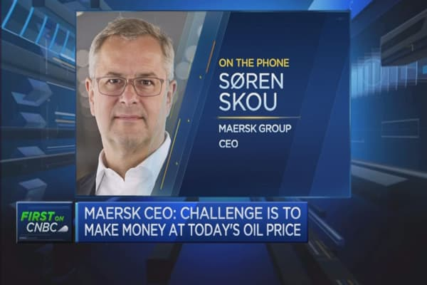 Hanjin will not have a lasting impact: Maersk CEO