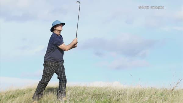 Bill Murray launches golfwear brand