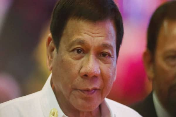 Philippines' Duterte calls UN chief the 'devil'