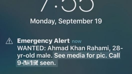 Government and wireless carriers at odds over wireless emergency alert system