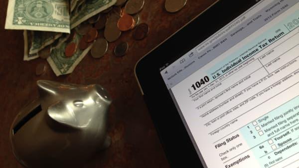 Tax time 1040