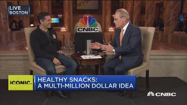 Healthy snacks: A multi-million dollar idea