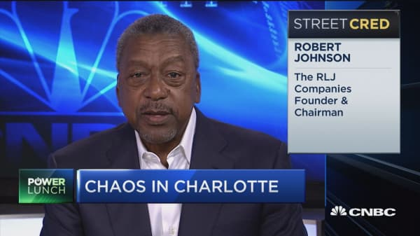 Chaos in Charlotte