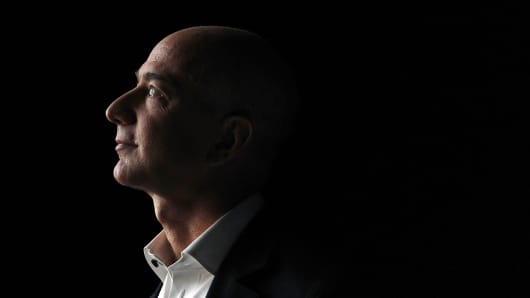 Amazon's Jeff Bezos becomes world's richest person