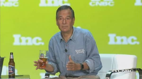 How Jim Koch brewed his way to success