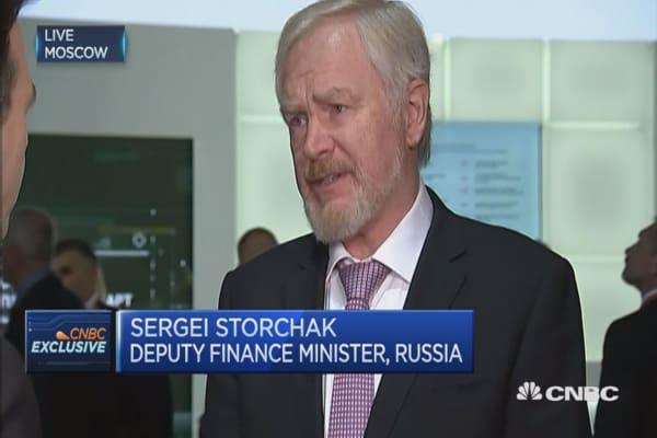 Strong demand for Russian Eurobonds