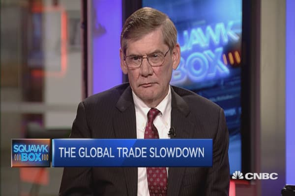 Trade is down dramatically: Expert