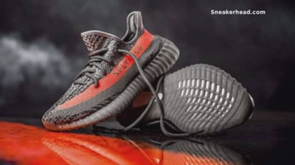 Kanye West's new Yeezy Boost 350 V2 launches this weekend