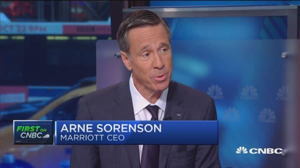 Marriott closes Starwood deal: CEO
